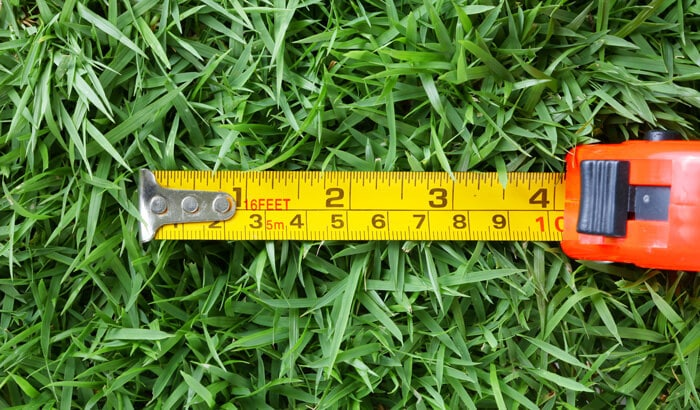 Monarch Sod Utah Installation Step 1 Measure & Quote