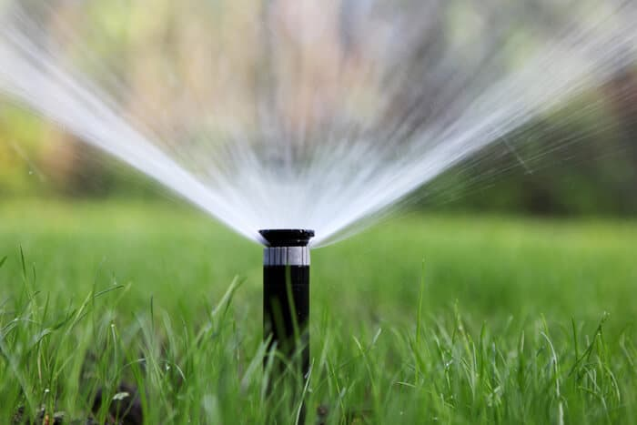 Monarch Sod Utah Installation Step 4: Proper Watering